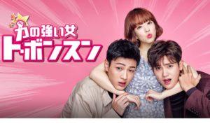 韓国ドラマ|力の強い女トボンスンを日本語字幕で見れる無料動画配信サービス