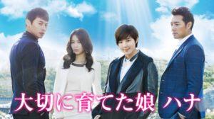 韓国ドラマ 大切に育てた娘ハナを日本語字幕で見れる無料動画配信サービス