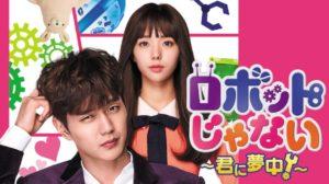 韓国ドラマ|ロボットじゃないを日本語字幕で見れる無料動画配信サービス