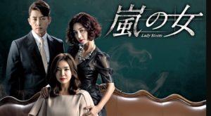 韓国ドラマ 嵐の女を日本語字幕で見れる無料動画配信サービス