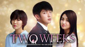 韓国ドラマ|TWO WEEKSを日本語字幕で見れる無料動画配信サービス