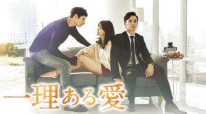 韓国ドラマ 一理ある愛を日本語字幕で見れる無料動画配信サービス