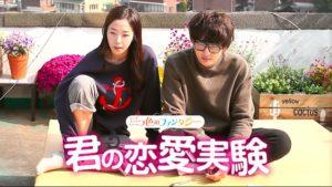 韓国ドラマ|君の恋愛実験を日本語字幕で見れる無料動画配信サービス