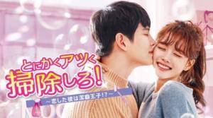 韓国ドラマ|とにかくアツく掃除しろを日本語字幕で見れる無料動画配信サービス