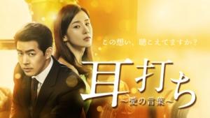 韓国ドラマ 耳打ちを日本語字幕で見れる無料動画配信サービス