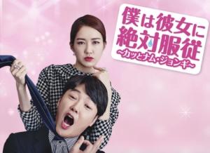 韓国ドラマ|僕は彼女に絶対服従を日本語字幕で見れる無料動画配信サービス